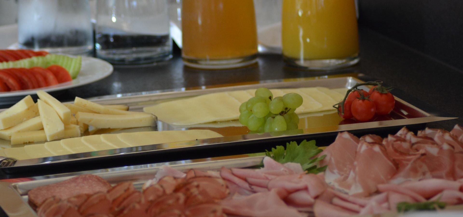 Alm-Frühstück