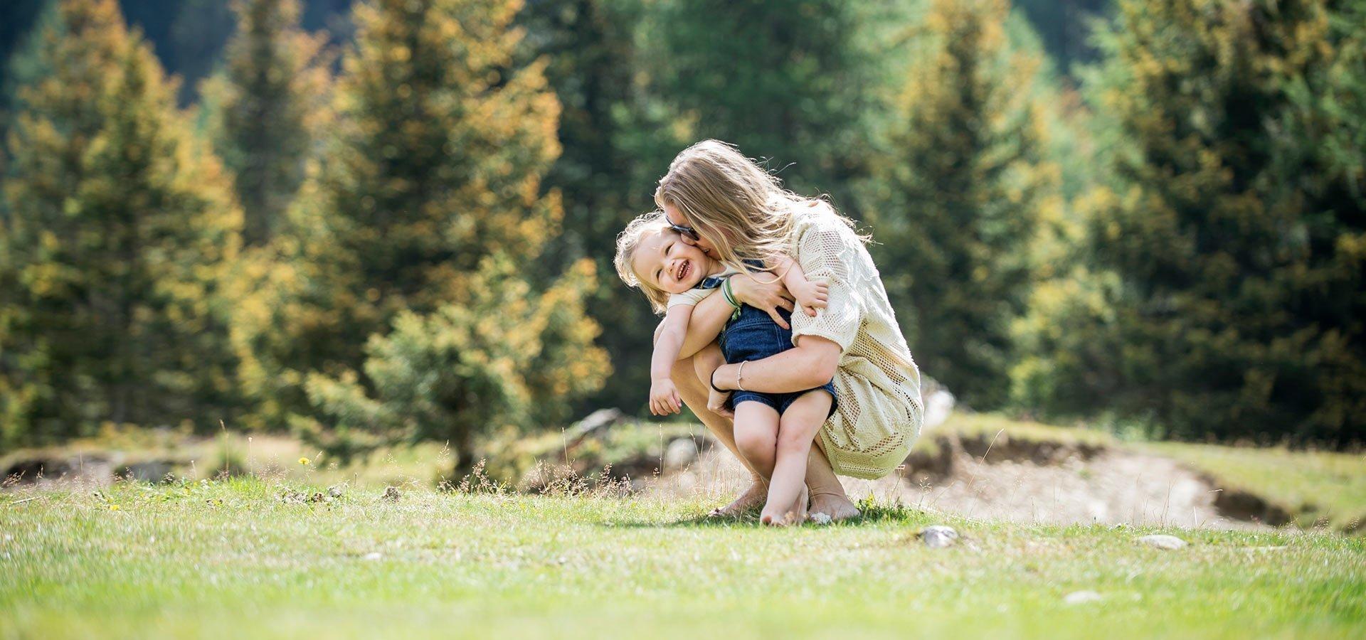 Roner Alm | Family bargain mountain week in fall