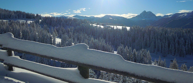 Vacanze sulla neve a Plan de Corones