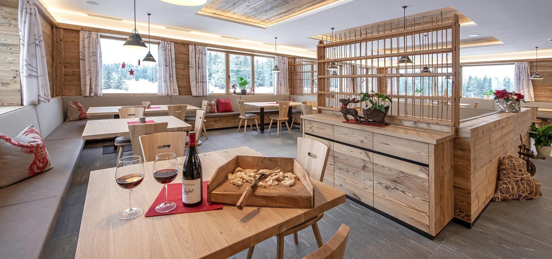 Ihr Alm-Restaurant auf der Rodenecker-Lüsner Alm – Zu Gast bei Alex Widmann