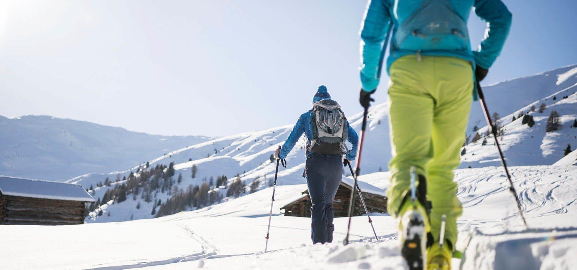 Skitouren sind ein traumhaftes und sportliches Naturereignis